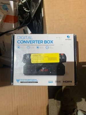 Digital converter new in box for Sale in Norco, CA