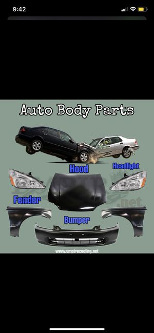 Auto Body Parts for Sale in Hesperia, CA