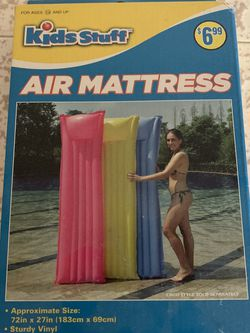 Pool Air mattress - Unopened! for Sale in Riverside,  CA
