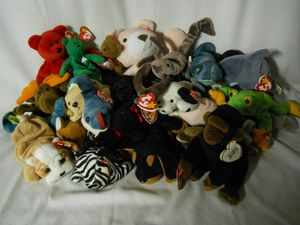 TY Beanie Babies / Plush Toys Lot for Sale in Roseville, MI