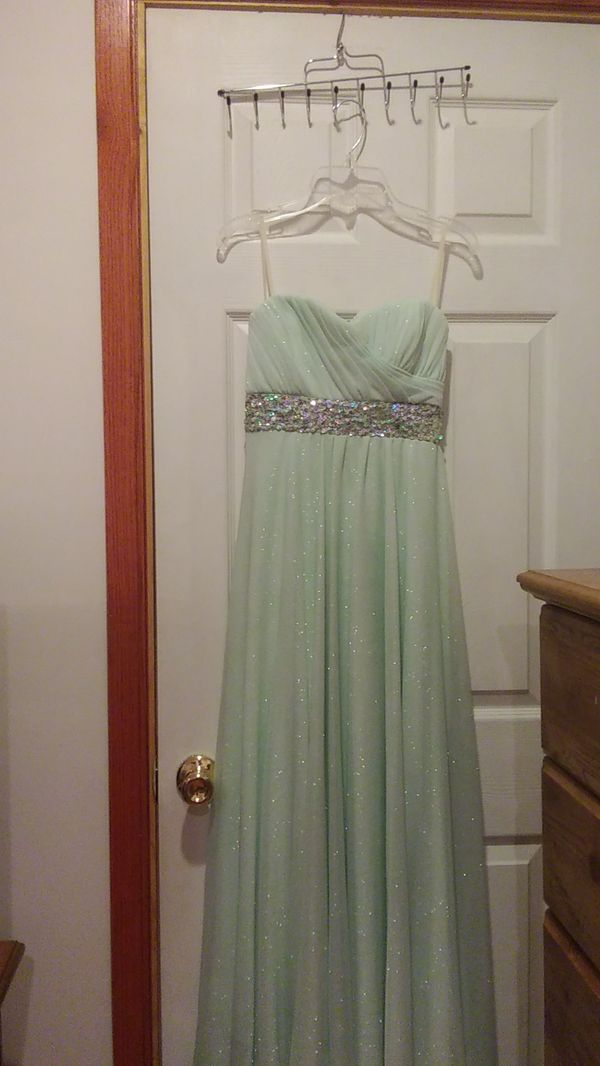 mymichelle prom dress size 1