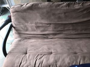 Futon couch and sleeper for Sale in St. Louis, MO