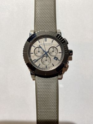 Burberry Men's BU2302 Trench Chronograph Brown Chronograph Dial Watch for Sale in Muskogee, OK