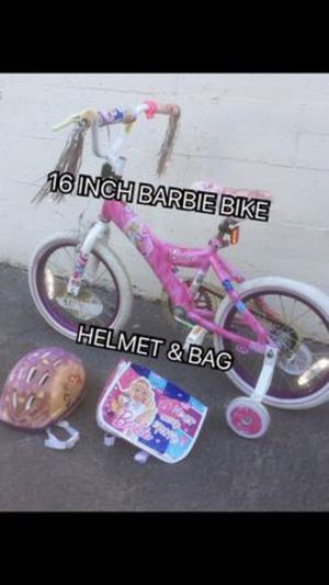Barbie bike firm price for Sale in Glendale, CA