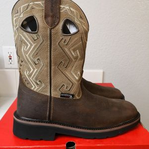 Brand new Wolverine Soft Toe Work boots for Sale in Jurupa Valley, CA