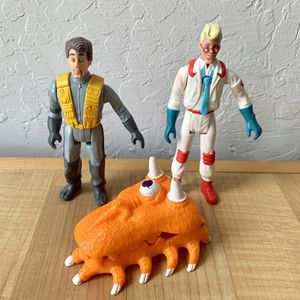 Vintage 1987 Ghostbusters Toy Lot of 3 Action Figures for Sale in Elizabethtown, PA