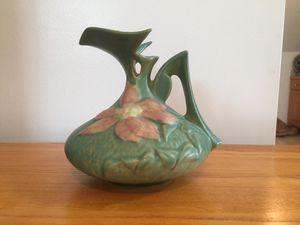 2 Vintage Pieces Roseville Cambridge Glass for Sale in Danville, VT