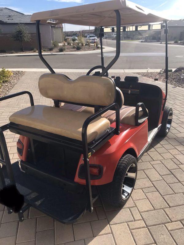 Golf Cart EZ-GO Electric