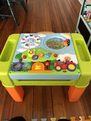 Baby Toddler Activity Table for Sale in New Rochelle, NY