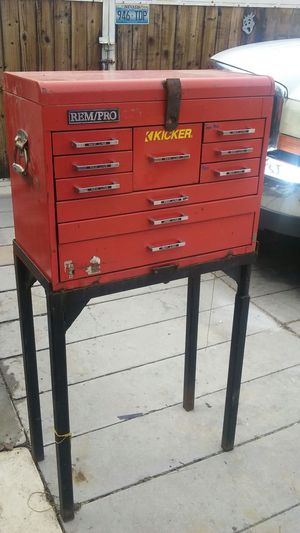 "Tool box with stand.26"" X20"" for Sale in Denver, CO"