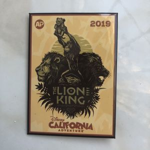 Disney Annual Pass Holder Lion King Pin 2019 for Sale in Garden Grove, CA