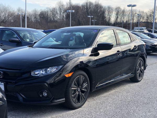 2019 Honda Civic Hatch EX