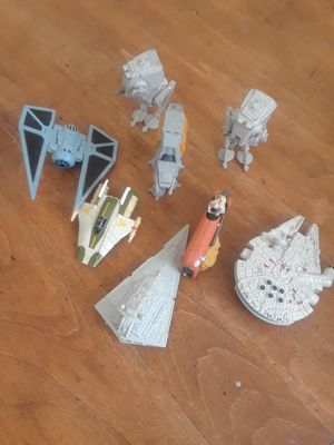 Star wars toy collectables for Sale in Moreno Valley, CA