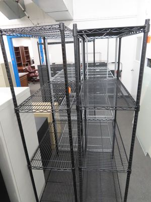 SAFCO and NSF Alera metal wire shelving for Sale in Houston, TX
