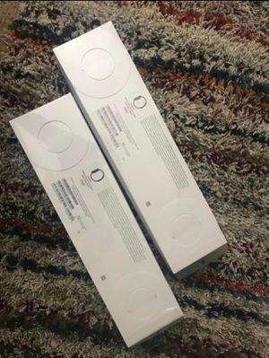 New unopened box of Apple Watch 5 black sport band. 44 mm GPS only. No lowballing please for Sale in Pittsburgh, PA