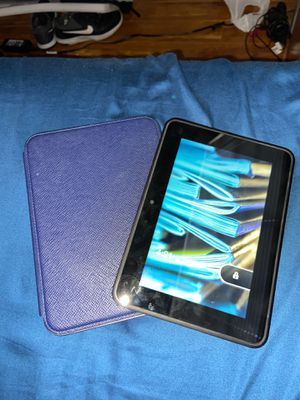 Kindle Fire HD with Case for Sale in Hialeah, FL