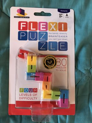 Brainwright Flexi Puzzle Brainteaser Game Toy for Sale in Bentonville, AR