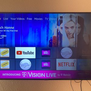 50 Inch Samsung 4K Tv for Sale in Wesley Chapel, FL