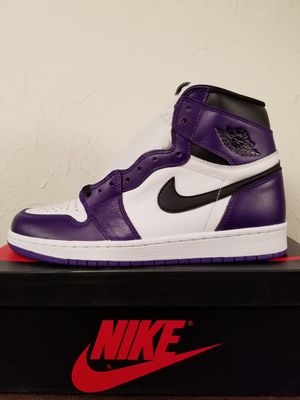Air Jordan 1 Retro High Og Court Purple Men's Size 8.5 for Sale in Washington, DC