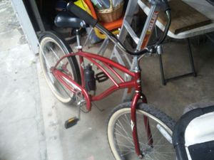 huffy bike 26. beach cruiser for Sale in Tampa, FL