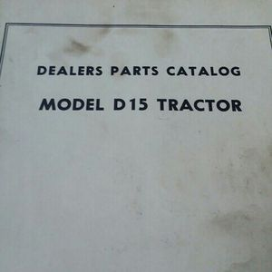 Allis- Challenge Catalog Di5 for Sale in Valparaiso, IN