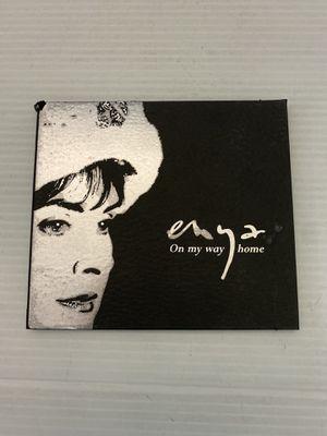 Enya On My Way Home UK CD 4 trk Digipak 1996 for Sale in Los Angeles, CA
