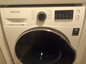 Used Samsung Steam VRT front load washer for Sale in Alexandria, VA