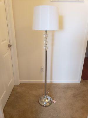 Standing Floor Lamp for Sale in PORT WENTWRTH, GA
