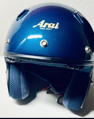 Arai motorcycle helmet SNELL Certified for Sale in Fort Worth, TX