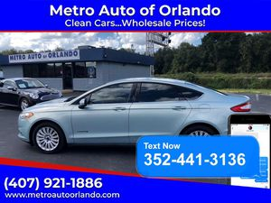 2014 Ford Fusion for Sale in Wildwood, FL