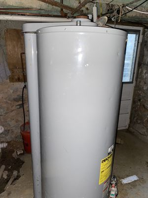 50gal Gas water heater new for Sale in Baltimore, MD