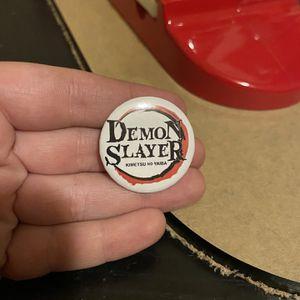 Demon Slayer Pins for Sale in San Antonio, TX