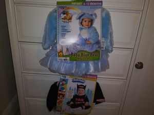 2 Halloween Costumes Brand New $10 for both for Sale in Lehigh Acres, FL