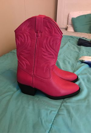 Girl boots for Sale in Fort Worth, TX