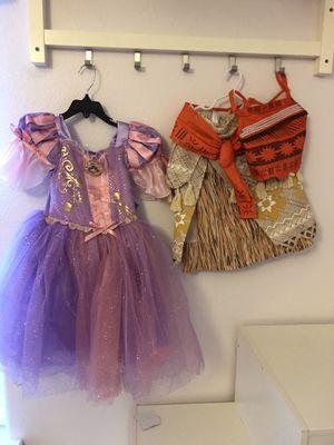 Disney Store Costumes Size 4 for Sale in Dallas, TX