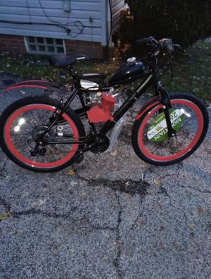 80cc Motorized Bicycle for Sale in Cleveland, OH
