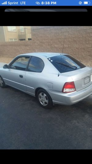 Hyundai Accent GS 2000 for Sale in Las Vegas, NV