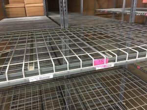 "Lightweight Metal Shelving (34.5"" X 9' - 11') for Sale in Conyers, GA"