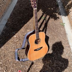 Acoustic Electric Guitar for Sale in Midway City,  CA