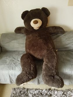 Big teddy bear stuffed animal for Sale in Seattle,  WA