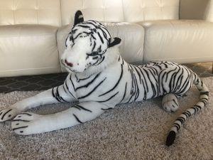 Siberian Tiger Stuffed Animal by Melissa & Doug for Sale in Virginia Beach, VA