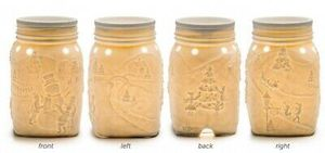 Let it snow Scentsy Warmer for Sale in Aloha, OR