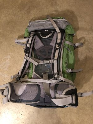 Deuter Futura Pro 34 SL Overnight Hiking Backpack for Sale in Golden, CO