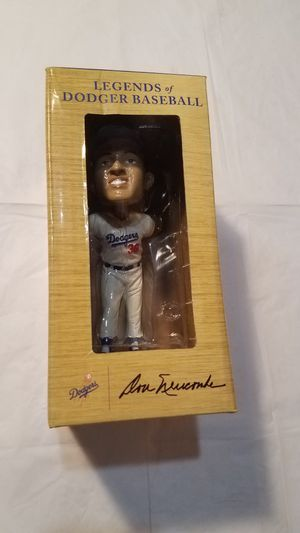 New Don Newcombe Bobblehead Dodgers for Sale in Riverside, CA