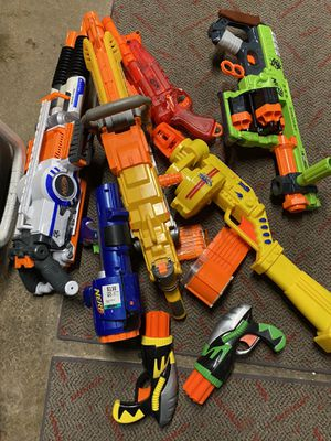 Nerf guns for Sale in South Barrington, IL
