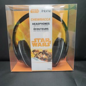 iHome Star Wars Chewbacca Wired Headphones for Sale in Tempe, AZ
