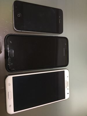 Samsung and old iPhone for free local pick up only for Sale in The Bronx, NY