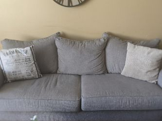 Light Grey Couch for Sale in West Covina,  CA