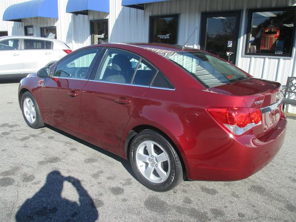 2016 Chevrolet Cruze_Limited