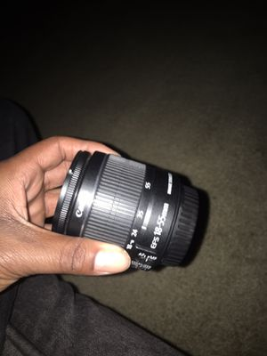 Canon camera Lenses for Sale in Gahanna, OH